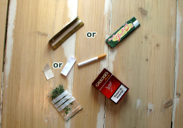 the perfect joint the contents