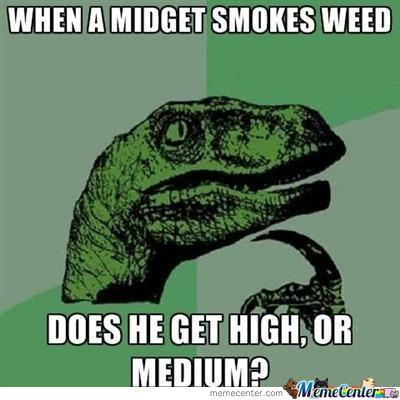 midget weed