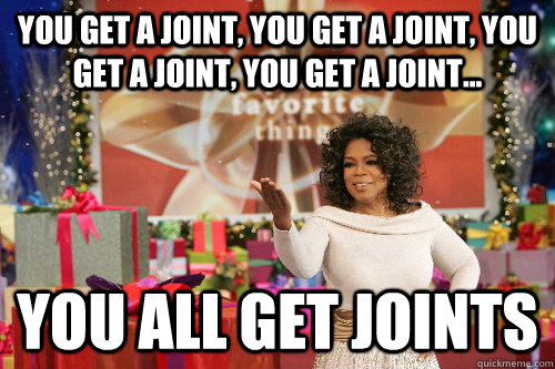 oprah joint giving