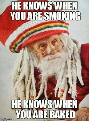 santa weed